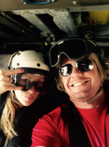 Jen-and-Tom-in-helicopter